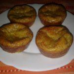 Mozzarela keto muffins