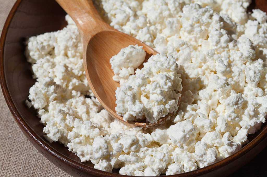 cottage cheese keto protein
