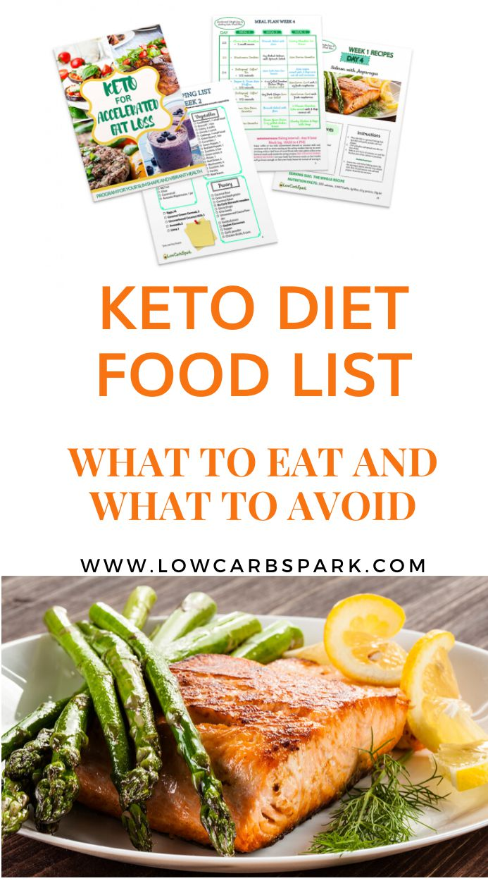 I know it\'s not easy to follow a low-carb diet if you\'re a beginner. This is a shortlist of foods that you are allowed to eat and help you make the right choices by yourself. It\'s a challenging mission to choose keto-friendly foods. That\'s why I\'ve created this list to help you become healthier and eat real foods.