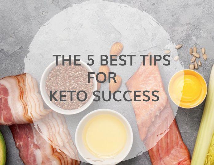 5 tips for keto diet