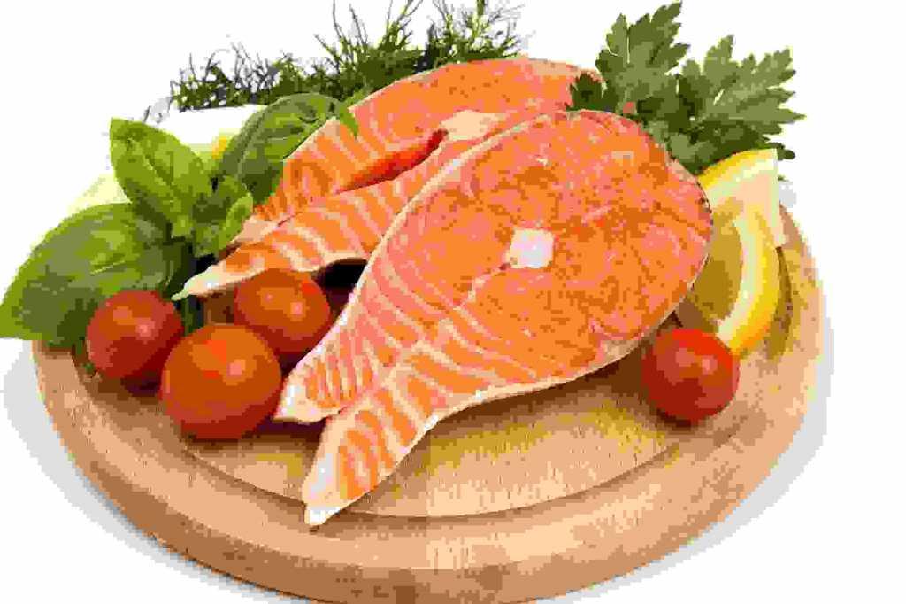 salmon keto