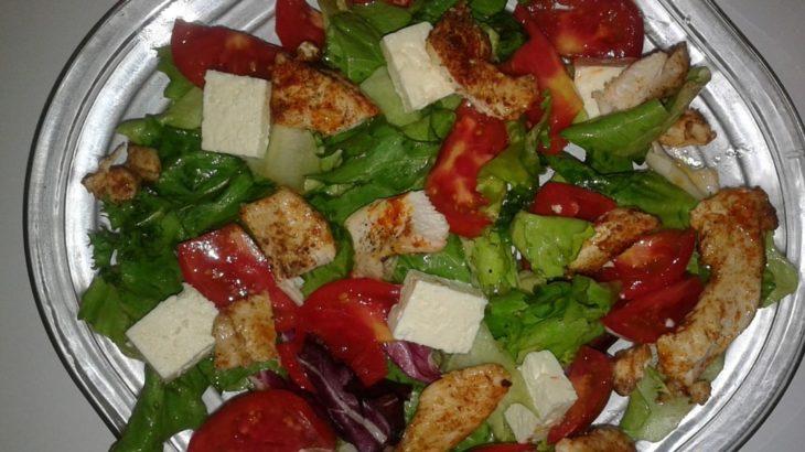 Easy Keto Chicken Salad Recipe