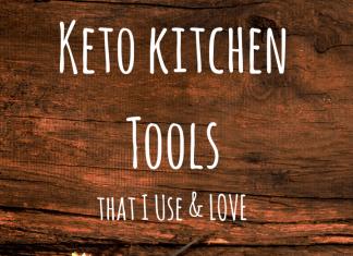 Keto Kitchen Tools