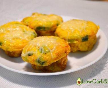 Keto Bacon Breakfast Egg Muffins