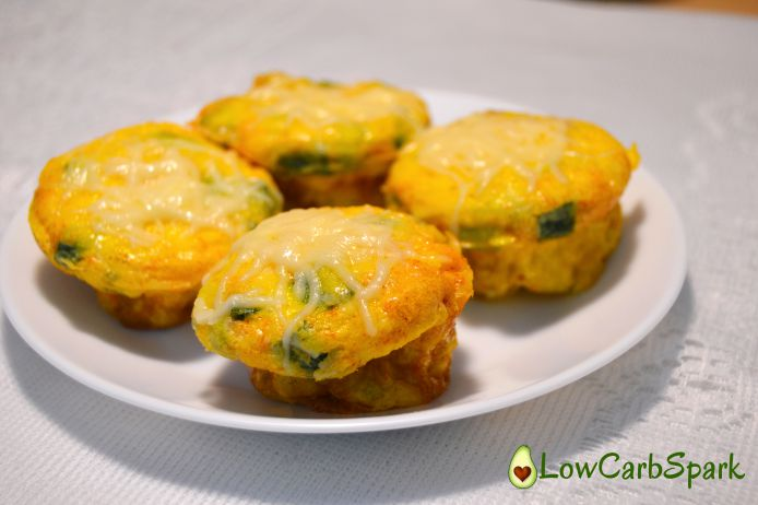 Keto Bacon Breakfast Egg Muffins - Perfect Macros & Low in ...