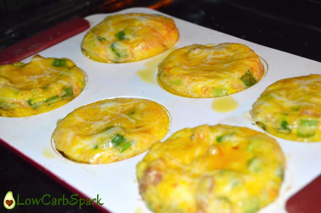 Keto Bacon Breakfast Egg Muffins - Perfect Macros & Low in Carbs