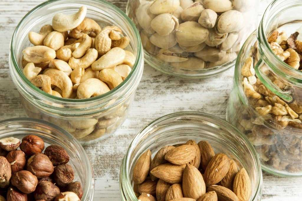 overeating nuts keto problems