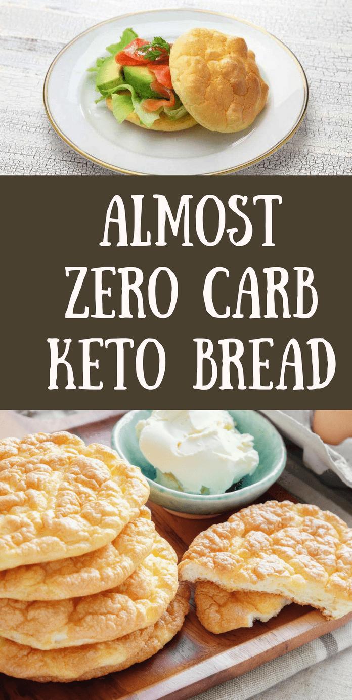 keto zero carb bread oopsie rolls