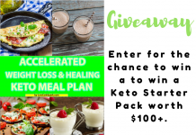 Givaway Low Carb Spark