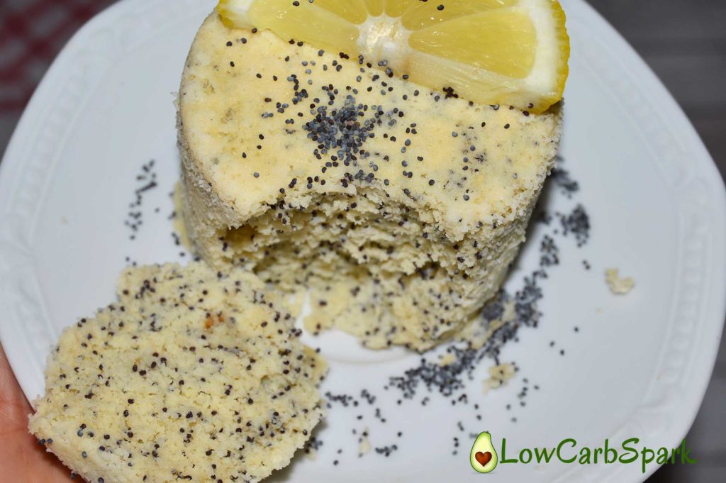 easy-lemon-poppy-seeds-keto-mug-cake-mix-eggs--texture-low-carb-spark