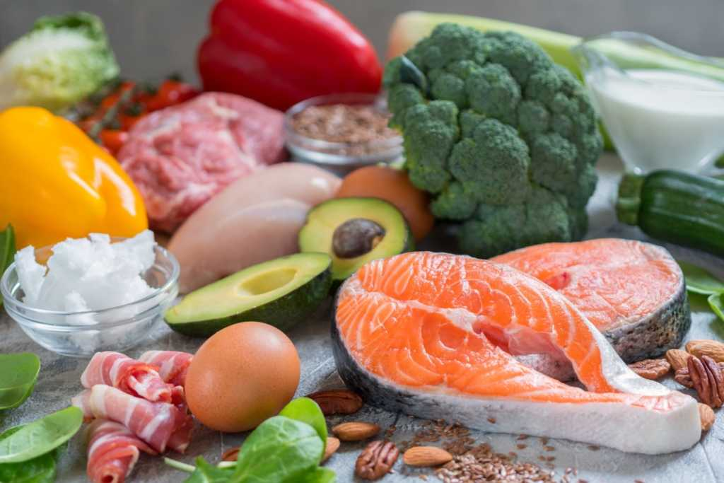 what is the keto diet foods to eat