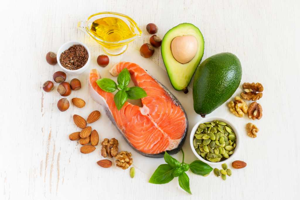 good fats in keto