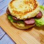 keto sandwiches 90 second bread