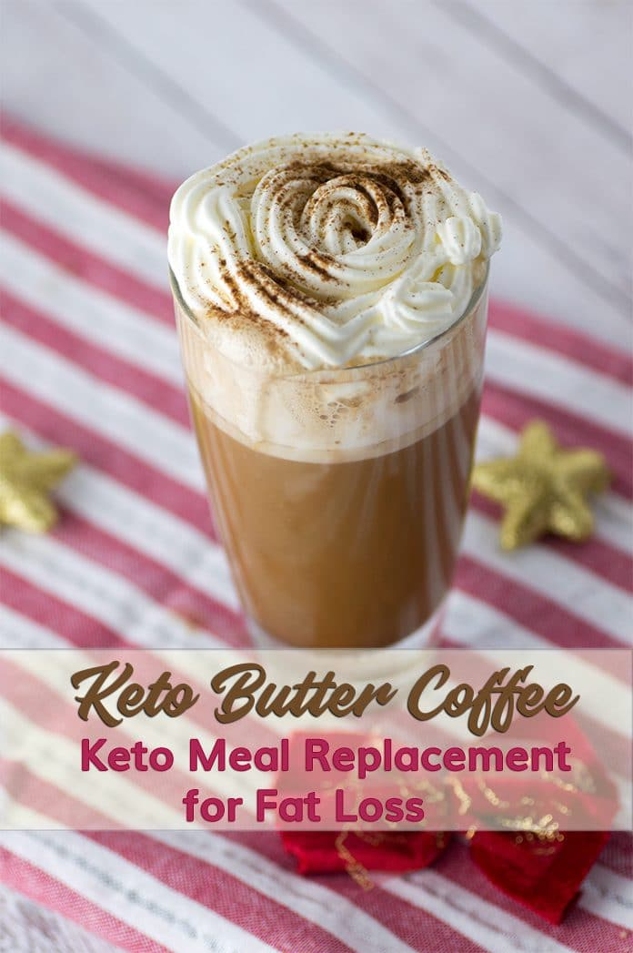 How To Make Keto Butter Coffee Keto Meal Replacement For