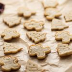 keto gingerbread cookies christmas low carb