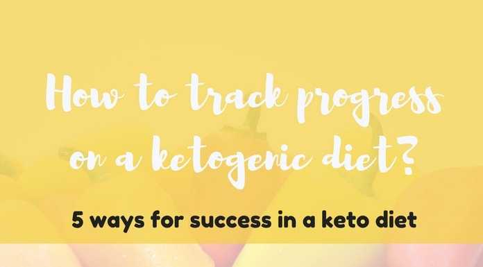 How to track progress on a ketogenic diet five ways