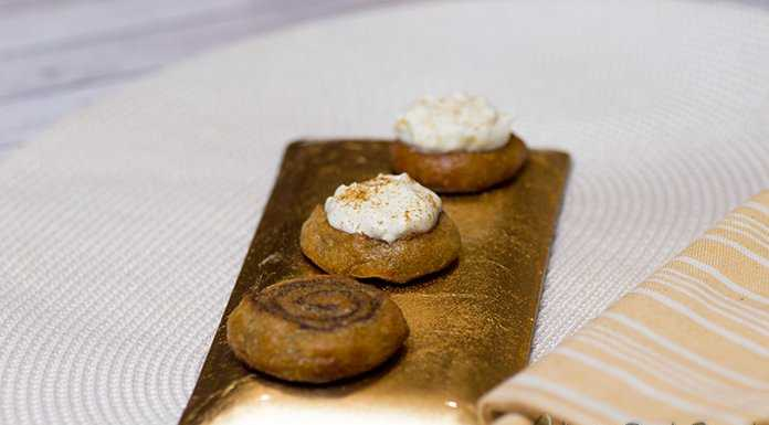 keto cinnamon rolls frosting