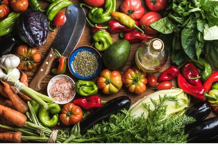 keto vegetables free food list