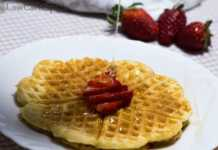 Keto Waffles Low Carb with Coconut flour