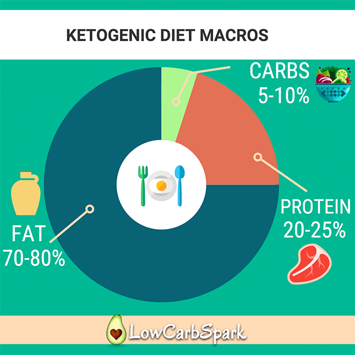 Ketogenic diet Diet Macros