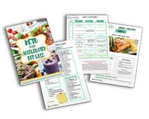 ACCELERATED WEIGHT LOSS & HEALING KETO MEAL PLAN