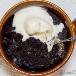 keto lava cake serving size