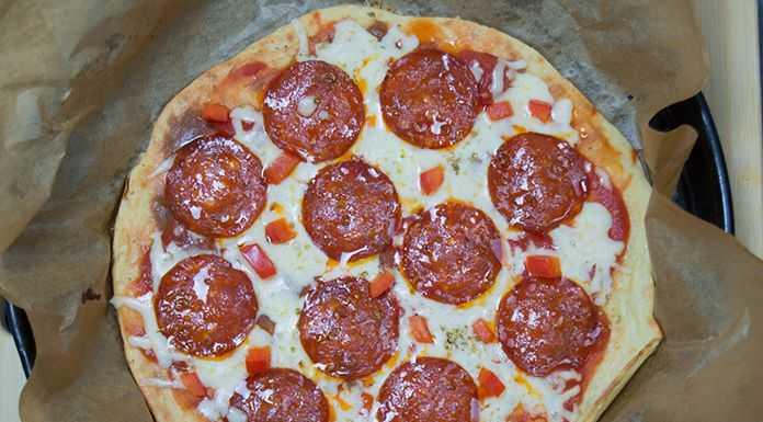 keto pizza low carb dough