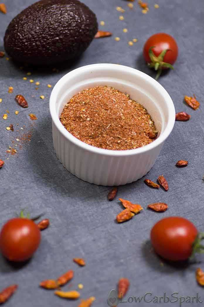 keto taco seasoning low carb