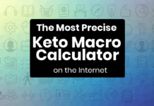 the most precise keto calculator on the internet