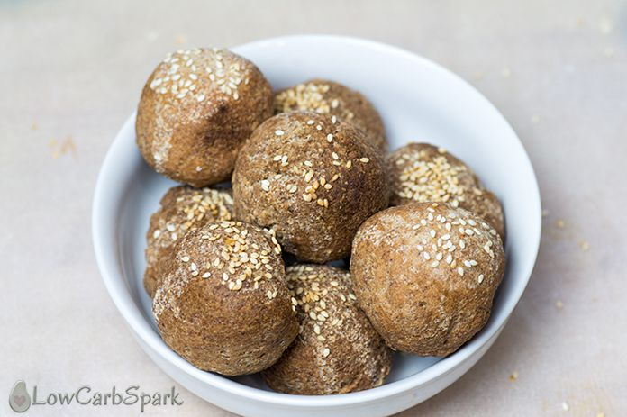 keto bread with psyllium powder low carb buns