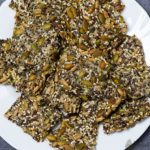 keto snacks seed crackers 1g net carbs per serving