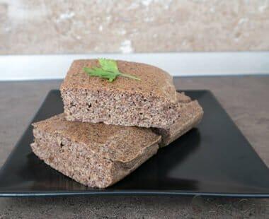 Keto Flaxseed Bread – 1g Carb Gluten-Free Focaccia