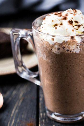 Creamy & Thick Keto Hot Chocolate – Sugar-Free Drink