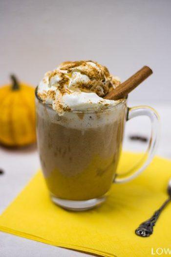 The Best Keto Pumpkin Spice Latte