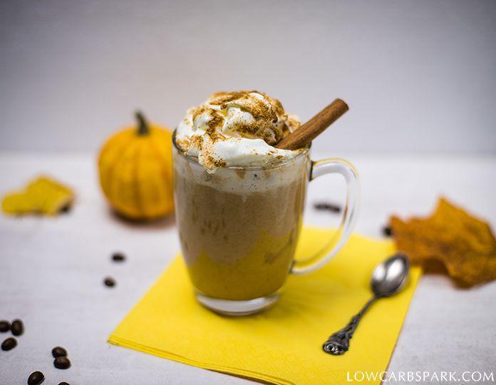 the best keto pumpkin spice latte recipe