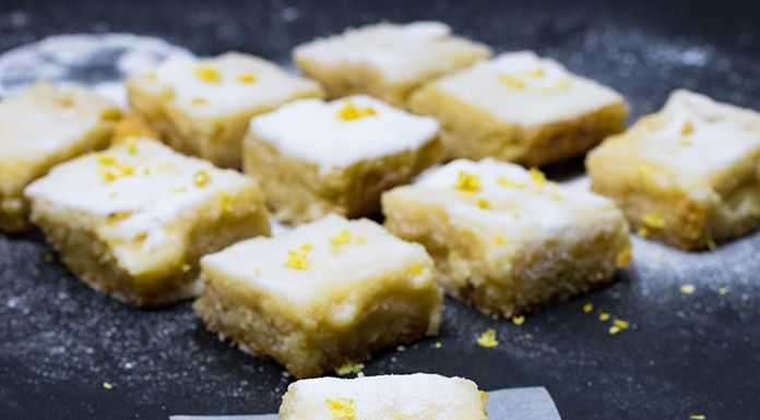 keto lemon bars recipe