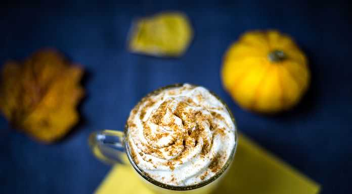 keto pumpkin spice late healthy recipe