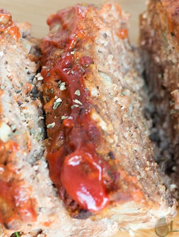 Easy Keto Meatloaf Recipe – Low Carb | Paleo