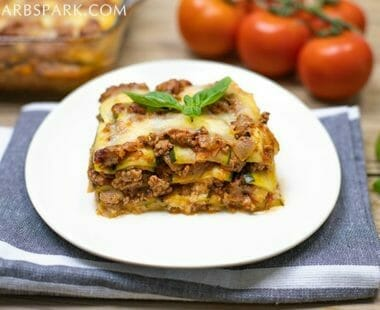 The best Zucchini Lasagna – Keto & Low-Carb Recipe