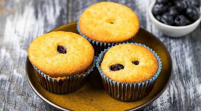 keto blueberry muffins low carb muffins
