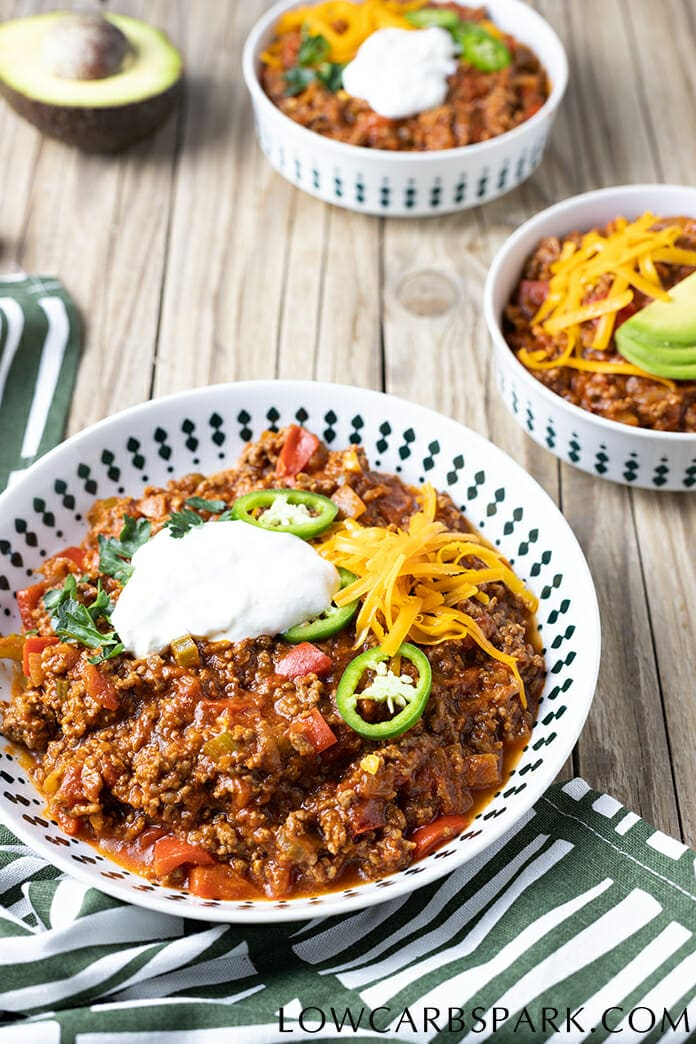 keto chili recipe low carb recipe