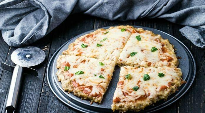 keto pizza with chicken pizza crust recipe