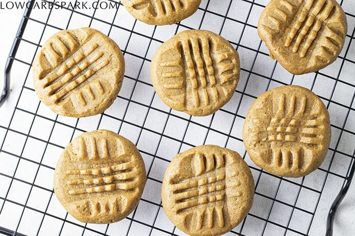 keto peanut butter cookies recipes