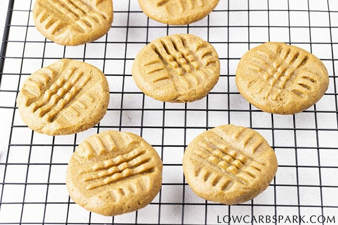 keto flourless cookies