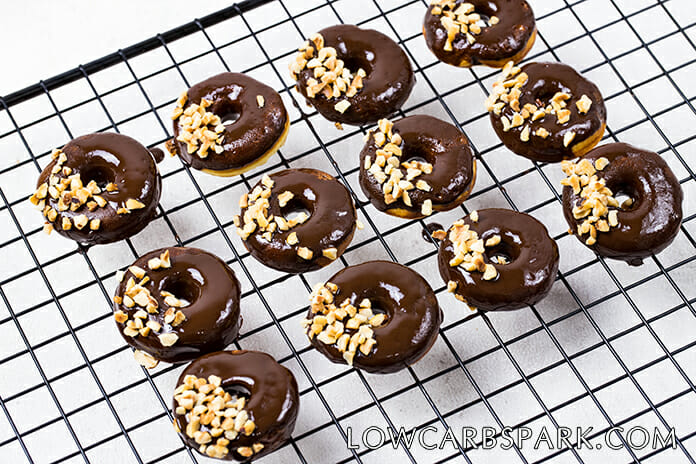 mini keto donuts recipe