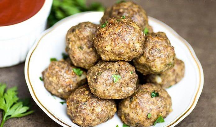The Best Keto Meatballs Recipe