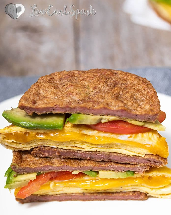 sandwich breakfast