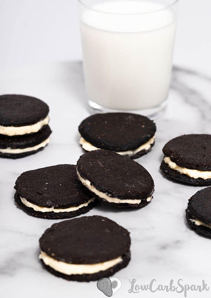 keto oreo cookies recipe