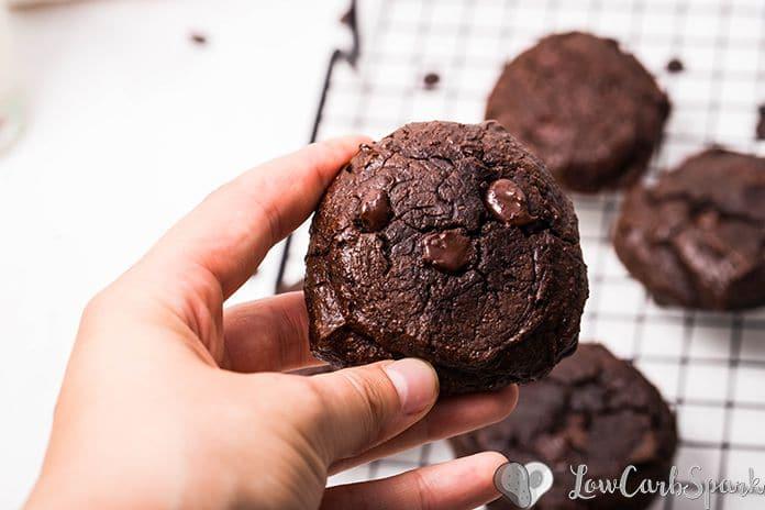 low carb flourless cookies