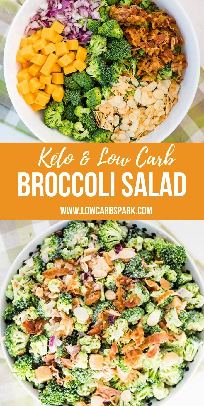 Creamy Broccoli Salad with Bacon